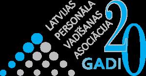 LPVA Logo jubilejas