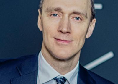 SANDIS KOLOMENSKIS | Datu tehnoloģiju uzņēmuma SQUALIO vadītājs